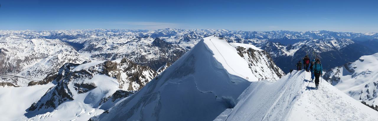 Piz Palü, 3901 m