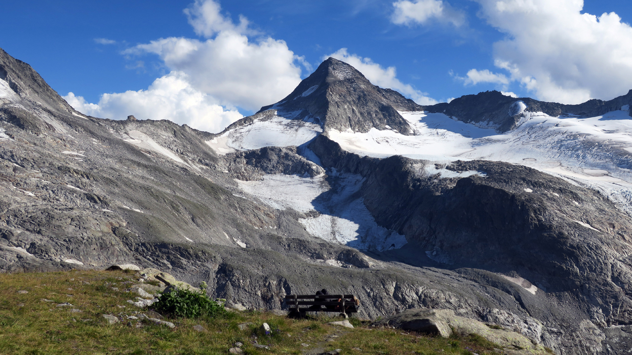 Grosser Geiger Nord- Grat, 3360m (III-)