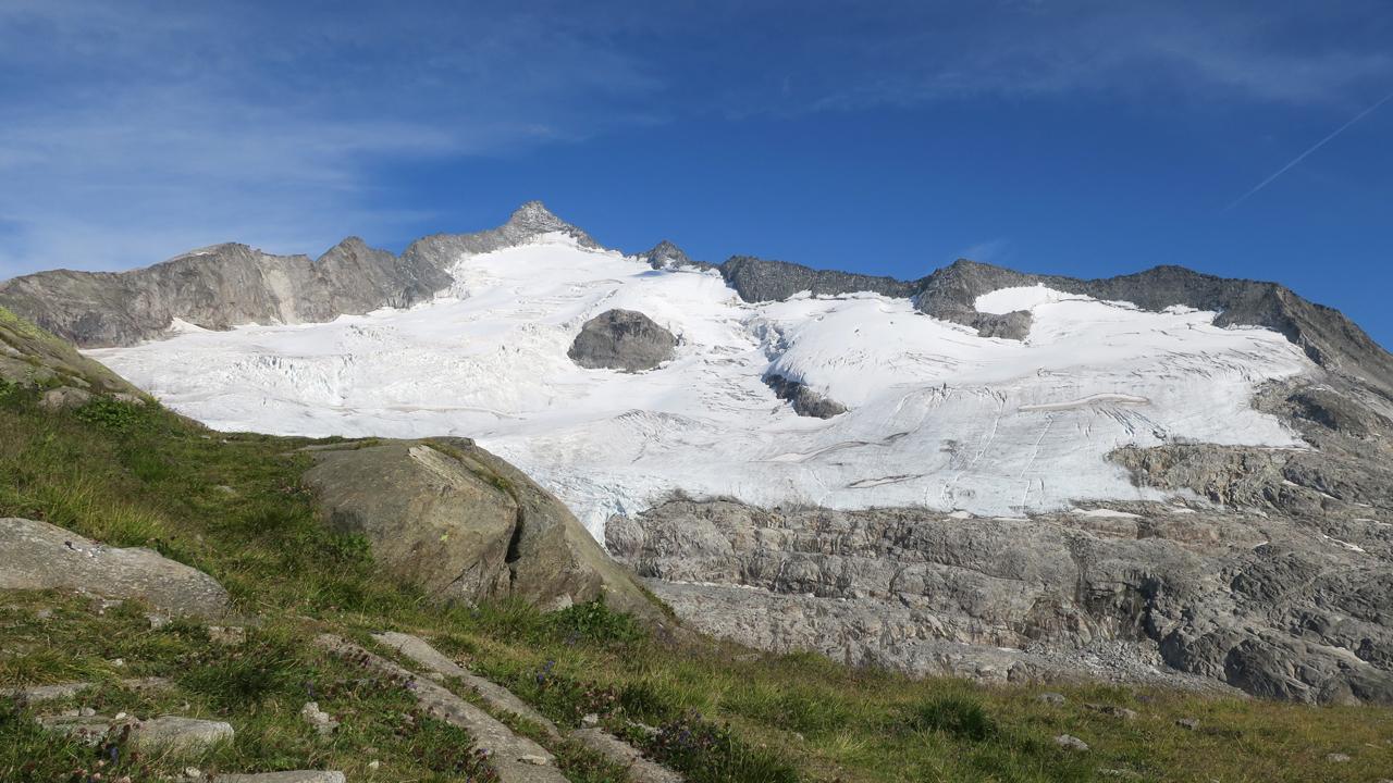 Grossvenediger West- Grat, 3660 m (II+)